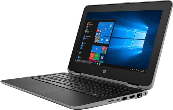 "Hp Probook X360, 11 G3, Intel Celeron, 64GB SSD, 4GB RAM, Convertible Touch screen, Cam, Blth, Wlan  11.6"" Windows 10 Pro"