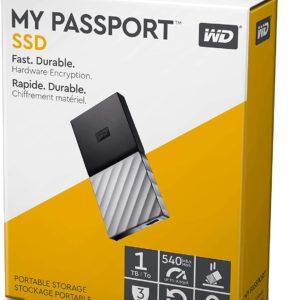 WD EXTERNAL SSD 1TB