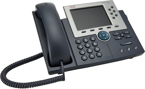 Cisco 7900 Series Unified IP VOIP Phone CP-7965G