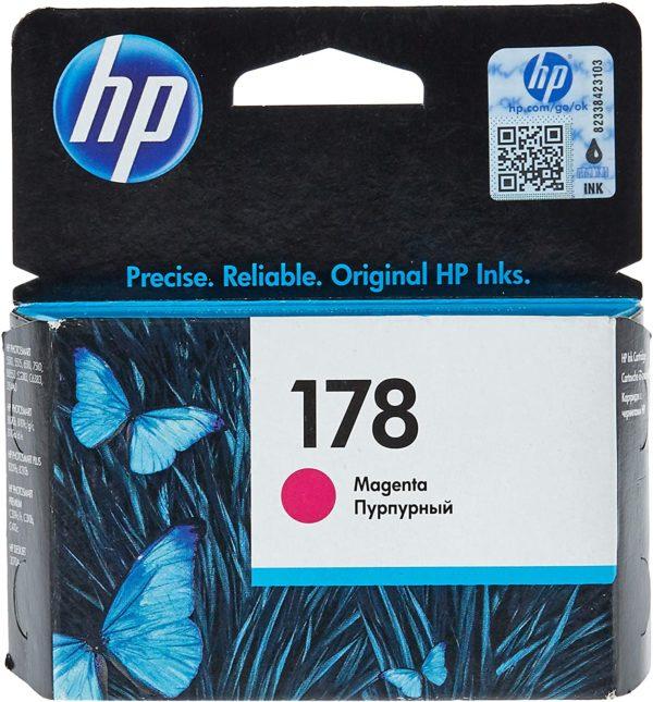 HP 178 Magneta Ink Cartridge