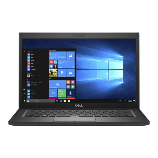 "DELL LATITUDE 7490: 8Th Gen Intel Corei5-8250U, 1.6GHz, 256GB SSD, 8GB RAM, Webcam, Wlan, Bluetooth, Intel UHD Graphics 620, Backlit keyboard, 14"" Display, Windows 10 Pro"