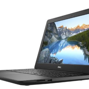 "DELL Inspiron 15-3583: 8Th Gen Intel Corei5-8250U, 1.6GHz, 256GB SSD, 8GB RAM, Touchscreen, Webcam, Wlan, Bluetooth, No DVD-ROM, Intel UHD Graphics 620, 15.6"" Display, Windows 10 Home"