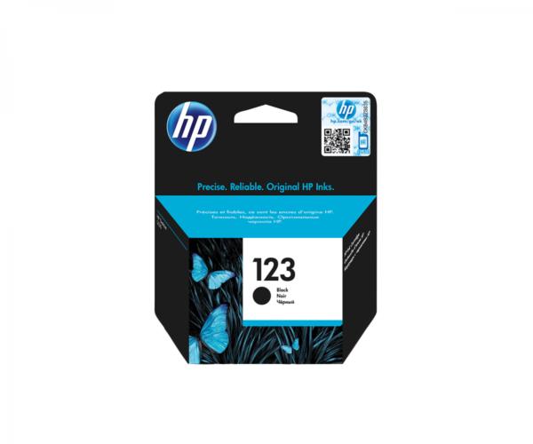 HP 123B Original Ink Cartridges