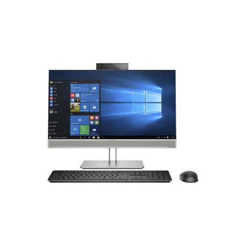 "HP ELITEONE 800 G5 AIO DESKTOP PC CORE I7-9TH GEN (3.0GHZ) 2TB HDD, 8GB RAM,  23.8"""" FHD TOUCH SCREEN DISPLAY DVD-WRITER IR & DUAL FACING CAMERA WI-FI BLUETOOTH WIRELESS KEYBOARD AND MOUSE WINDOWS 10 PRO 64 (5NW36AV)"