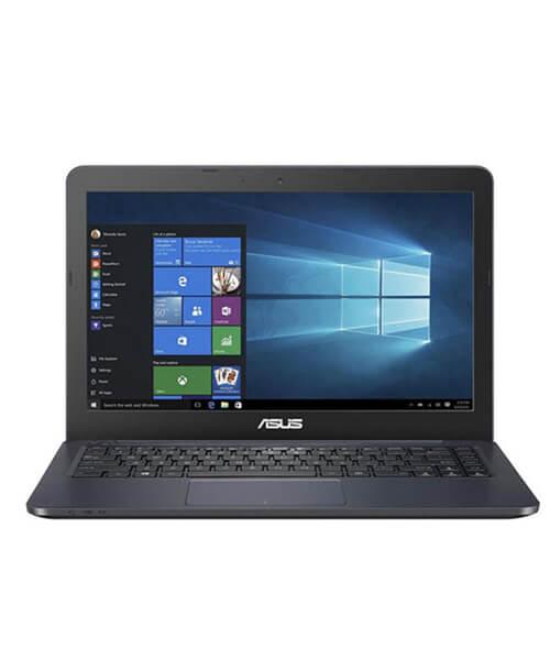 "ASUS Laptop Series Intel® Celeron® N3350 Processor (,2M Cache, up to 2.4 GHz), 15.6"" HD, 4GB DDR3 (on board), 500GB, Intel HD Graphics 500, 8xSuper Multi-Dual Optical Drive, Windows 10, 1 Year Global warranty shellBlack"