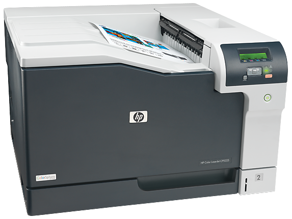 Hp Colour Laserjet Pro Cp5225n A3 Printer (Ce711a)