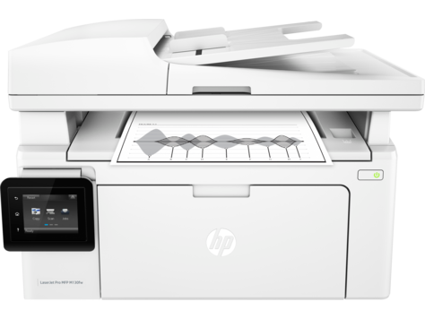 HP LaserJet Pro 130fw, All in One, fast, easy to setup and print