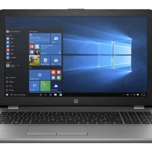 """HP 250 G6 (7QL90ES): Intel Core-i3-5005U, 2.1GHz, 1TB HDD, 4GB RAM, Intel UHD Graphics 620, Webcam, Wlan, Bluetooth, DVD Optical Drive, 15.6"""" Display, FREEDOS Loaded with Windows 10 Pro"""