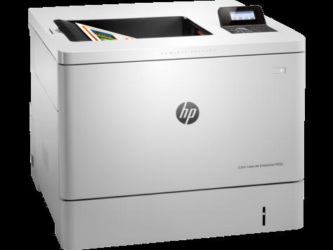 Hp Colour Laserjet Enterprise M552dn Printer (B5l23a)