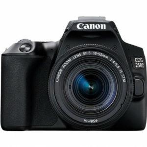 Canon EOS 250D kit 18-55 IS STM