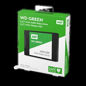 WD INTERNAL SSD 120GB