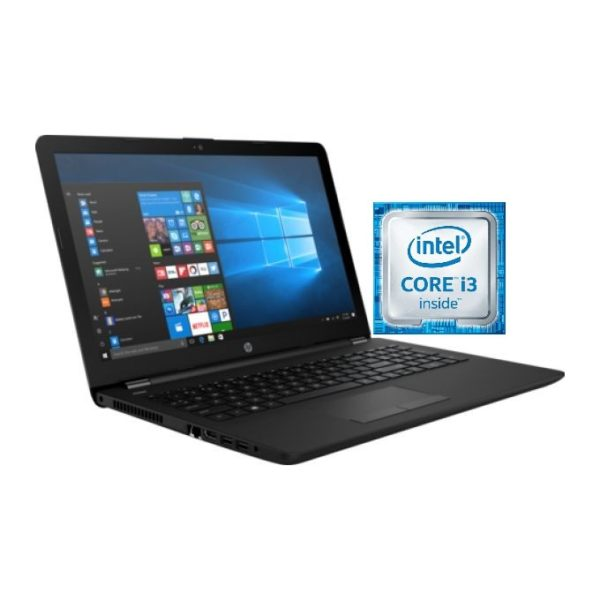 "Hp 15-bs158nia, Intel core i3, 1tb HDD , 4gb RAM , Blth, Webcam, 15.6"" Free Dos"
