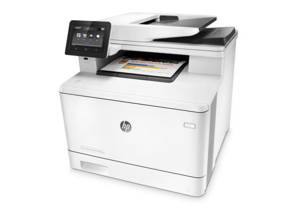 HP Color LaserJet Pro MFP m477fdw, All in One, Wireless, Fax