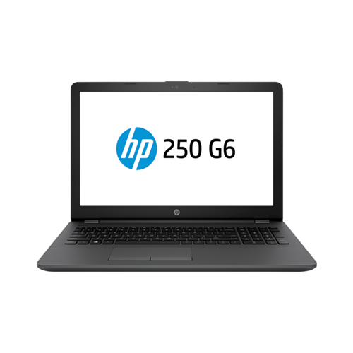 HP 250 G6 15.6-Inch Notebook Laptop Intel Celeron N4000 1.1GHz Processor