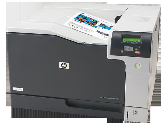 Hp Colour Laserjet Pro Cp5225dn A3 Printer (Ce712a)