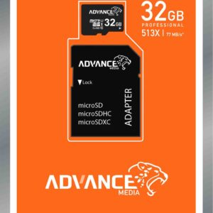 ADVANCE Memory Cards 32GB