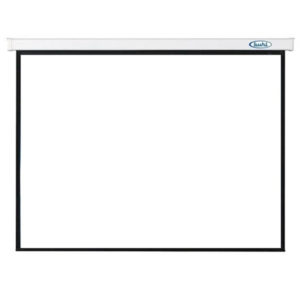 """100"""" X 100"""" Wall Mounted Projector Screen"""