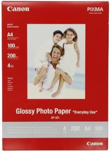 Canon Glossy A4 Photo Paper 1 carton (100 packs)