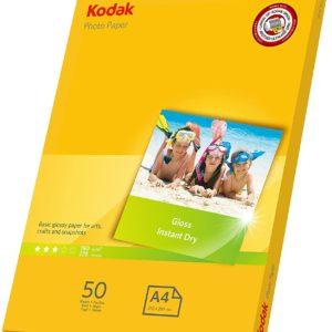 Kodak Glossy A4 Photo Paper 1 carton (100 packs)