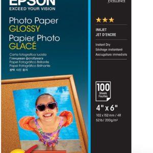 Epson Glossy A4 Photo Paper 1 carton (100 packs)