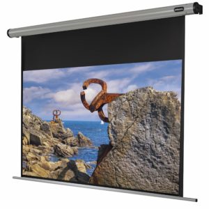 """86"""" X 86"""" Wall Mounted Projector Screen"""