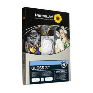 "permajet 4"" X 6"" Glossy Photo Photo Paper by 100 sheets"